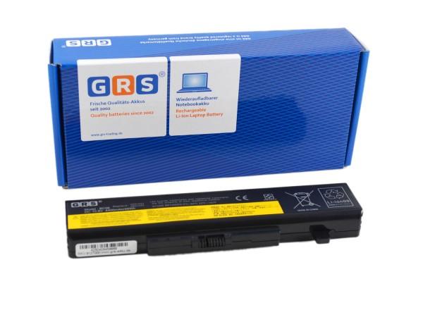 Akku Thinkpad Edge E430 E431 E430C E530 E531 E435 Serie L11S6Y01, 4400mAh/48Wh 10.8V