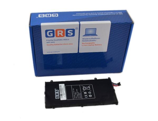 Akku Samsung Galaxy Tab 2 7.0 P3100, P3110, 4000mAh, 7,4V