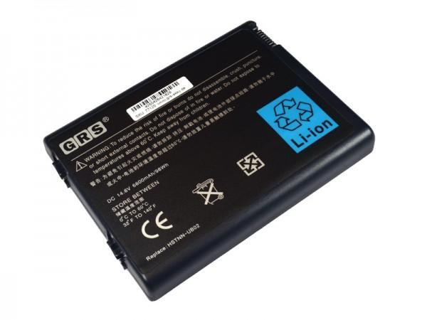 Akku 346970-001 HP Compaq mit 6600mAh