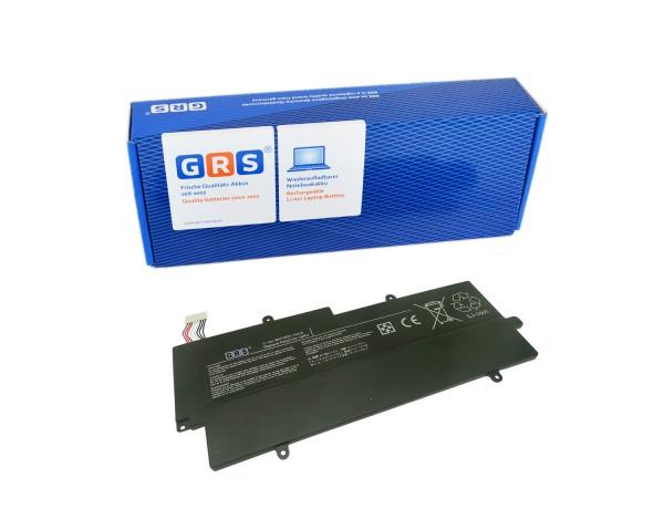 Akku Toshiba Portege Z930, Z835 Ultrabook, 3000mAh/44Wh 14,8V