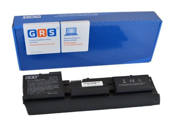 Akku W6617 Dell mit 6600mAh