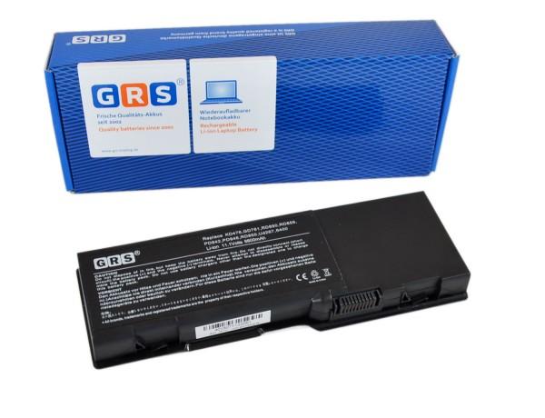 Akku Dell Inspiron 6400, E1505, 312-0428, RD850, KD476 ,451-10339, 451-10482, 6600mAh, 11,1V