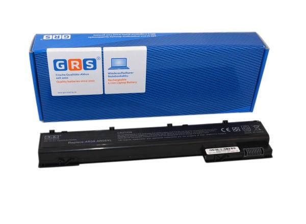 Akku HP ZBook 708455-001, 707615-141, 707614-141, 4400mAh/63Wh 14.4V