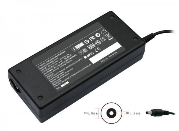 Netzteil HP Compaq Business Notebook NC8230, 287515-001, 18,5V/4,9 A (90 Watt)