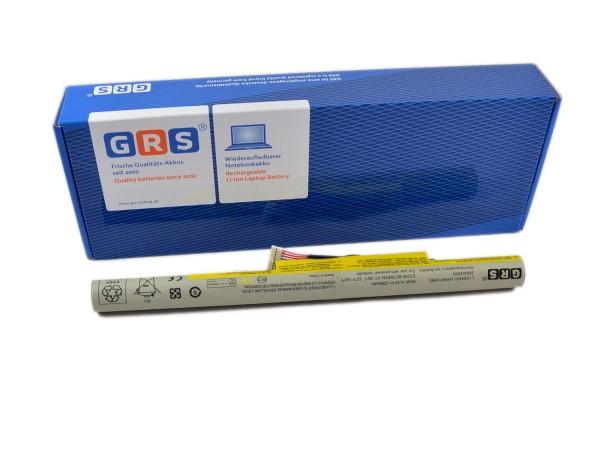 Akku LENOVO IdeaPad Z500, Z400, P500, L12M4K01, 2200mAh,14,4V