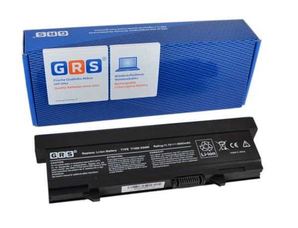 Akku KM668, Dell Latitude E5400 Series, 6600 mAh