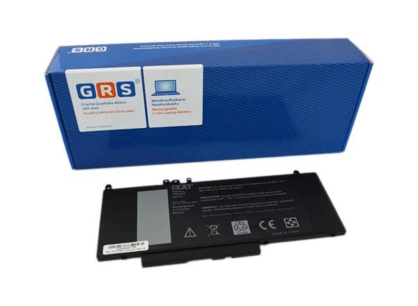 Akku Dell Latitude E5450, E5550 Serie, G5M10, 5200mAh/38Wh 7.4V