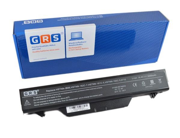Akku 535808-001, HP Probook, 6600 mAh
