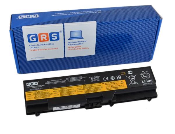 GRS Akku für Lenovo ThinkPad SL510, L420, W510, L512, T410, E525, T410i, T510, L412, L510, L410, T51